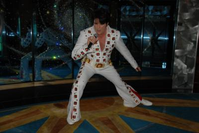 Wayne's Elvis Show | Greensboro, NC | Elvis Impersonator | Photo #10
