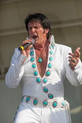 Wayne's Elvis Show | Greensboro, NC | Elvis Impersonator | Photo #8