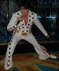 Wayne's Elvis Show | Greensboro, NC | Elvis Impersonator | Photo #1