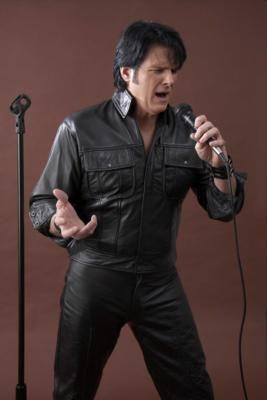 Wayne's Elvis Show | Greensboro, NC | Elvis Impersonator | Photo #2