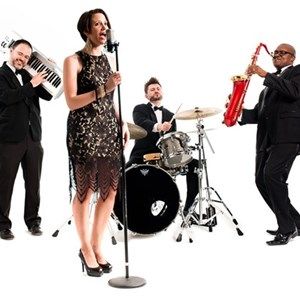 Awendaw 40s Band | Jazz Revolution