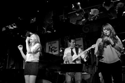 La Vie En Rose | Philadelphia, PA | Jazz Band | Photo #2