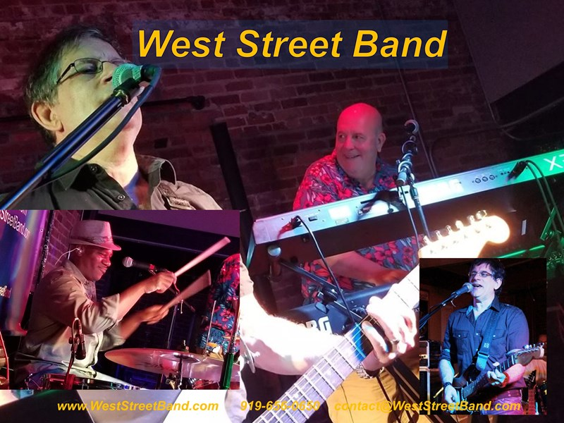 West Street Band - Rock Band - Cary, NC