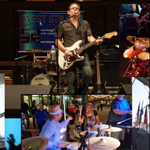 Cary, NC Rock Band | West Street Band