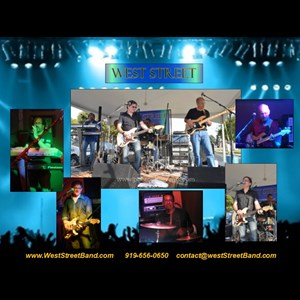 Raleigh Cover Band | West Street Band