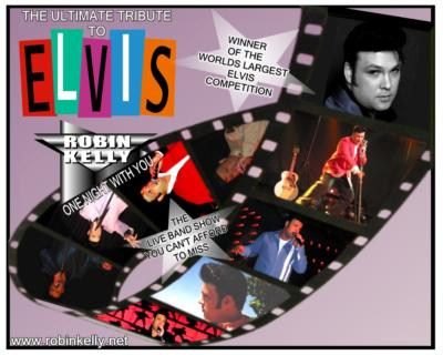 All STARZ Entertainment | Edmonton, AB | Elvis Impersonator | Photo #8
