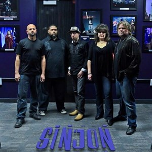 Morrice 80s Band | Sinjon Smith