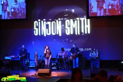 Sinjon Smith | Clawson, MI | Rock Band | Photo #9