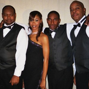 Desha 60s Band | Blue Silk Band