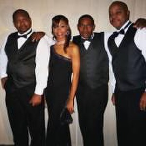 Tutwiler 90s Band | Blue Silk Band