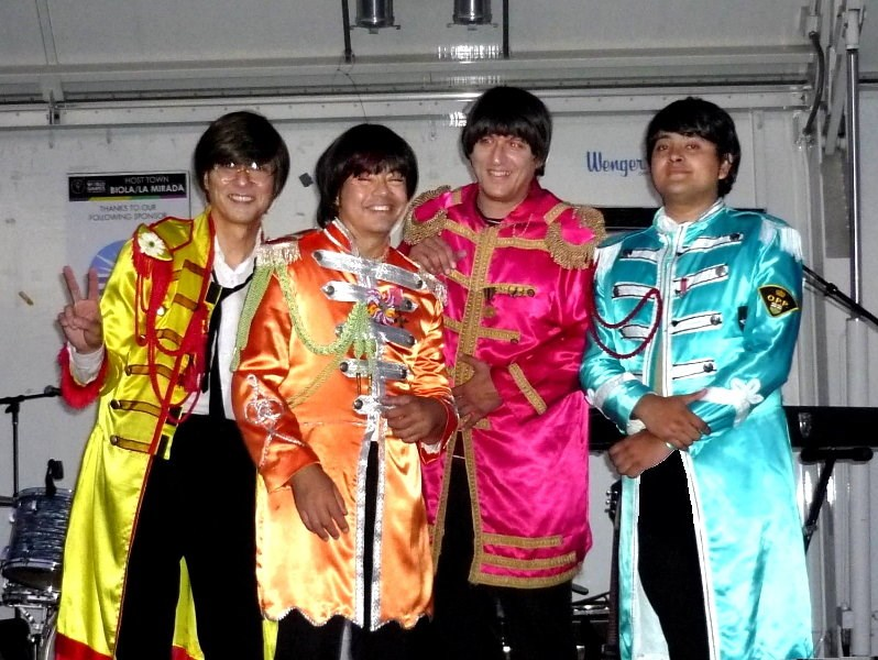 Sgt. Peppers Beatles Tribute - Beatles Tribute Band - Northridge, CA