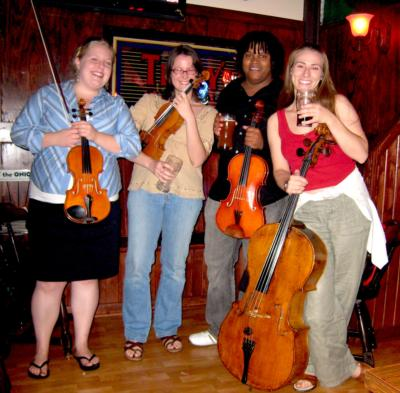Arreaux Strings | Cambridge, MA | Chamber Music Quartet | Photo #3