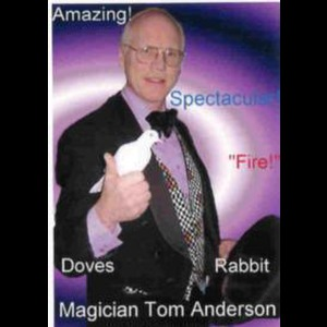 Louisiana Puppeteer | Tom Anderson