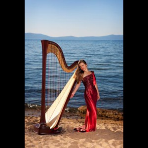 West Point Harpist | Marina Roznitovsky