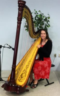 Lydia Haywood | Columbus, OH | Classical Harp | Photo #7