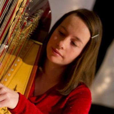 Lydia Haywood | Columbus, OH | Classical Harp | Photo #1