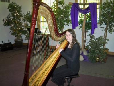 Lydia Haywood | Columbus, OH | Classical Harp | Photo #15
