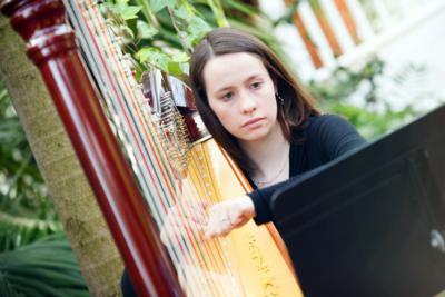 Lydia Haywood | Columbus, OH | Classical Harp | Photo #9