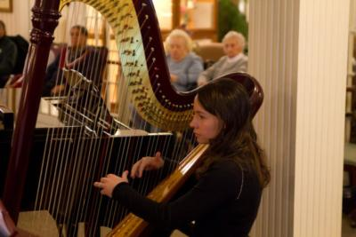 Lydia Haywood | Columbus, OH | Classical Harp | Photo #25