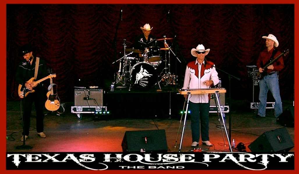Texas House Party - Country Band - Los Angeles, CA