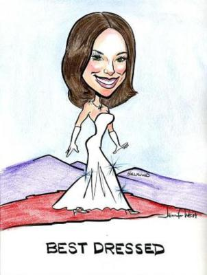 Caricatures by Jennifer West | Newport Beach, CA | Caricaturist | Photo #7