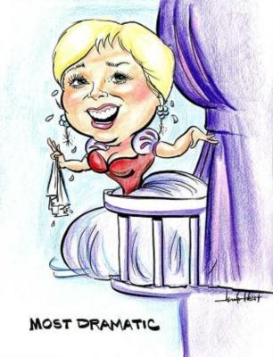 Caricatures by Jennifer West | Newport Beach, CA | Caricaturist | Photo #2