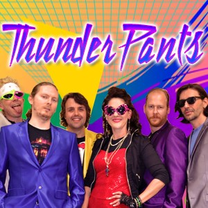 Port Lavaca 80s Band | Thunderpants