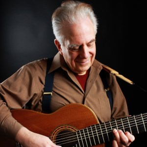 Parker Acoustic Guitarist | Barry Pollack