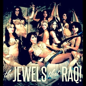 Costa Mesa Belly Dancer | Meliza & The Jewels That Raq!