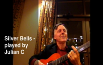 Julian C | Seattle, WA | Classical Guitar | Silver Bells 2