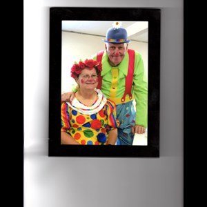 New Orleans Face Painter | Mr. And Mrs. Glory Clowns
