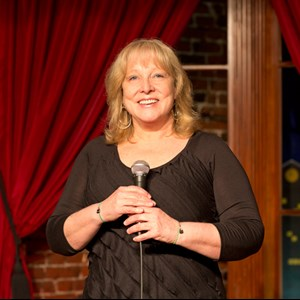 Seattle Comedian | Sharon Lacey