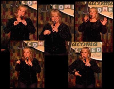 Sharon Lacey | Portland, OR | Comedian | Photo #13