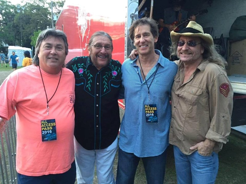With The Marshall Tucker Band 2016