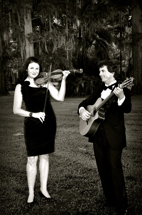 Classical Guitar and Violin Duet
