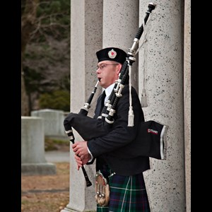 Portland, CT Celtic Bagpiper | Portland and District Pipers