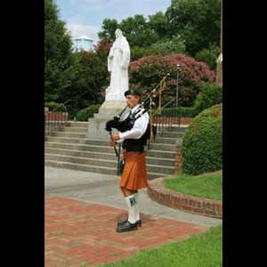 Laurel One Man Band | American Bagpiper - Nathan Mann