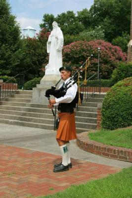 American Bagpiper - Nathan Mann | Atlanta, GA | Celtic Bagpipes | Photo #1