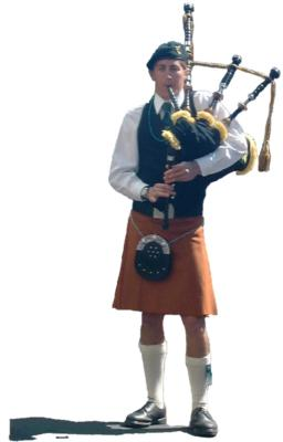 American Bagpiper - Nathan Mann | Atlanta, GA | Celtic Bagpipes | Photo #2
