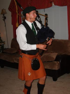 American Bagpiper - Nathan Mann | Atlanta, GA | Celtic Bagpipes | Photo #7