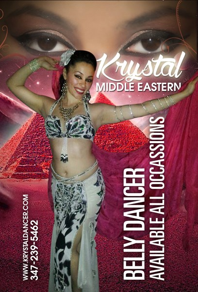 Krystal Middle Eastern Dancer - Belly Dancer - Middle Village, NY