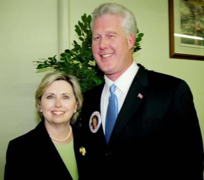 Scott Rogers as Bill Clinton | Avon, CT | Bill Clinton Impersonator | Photo #8
