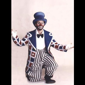 La Russell Magician | Bonkers The Clown