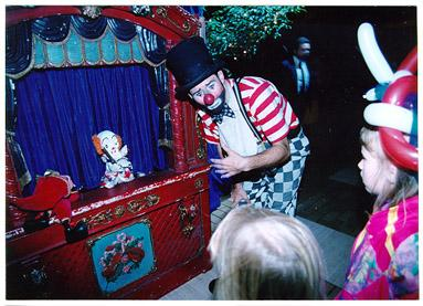 Bonkers The Clown | Fayetteville, AR | Clown | Photo #2