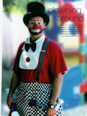 Bonkers The Clown | Fayetteville, AR | Clown | Photo #10