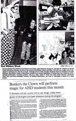 Bonkers The Clown | Fayetteville, AR | Clown | Photo #13