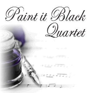 Patterson Brass Ensemble | PAINT IT BLACK TRIO, QUARTET & ORCHESTRA