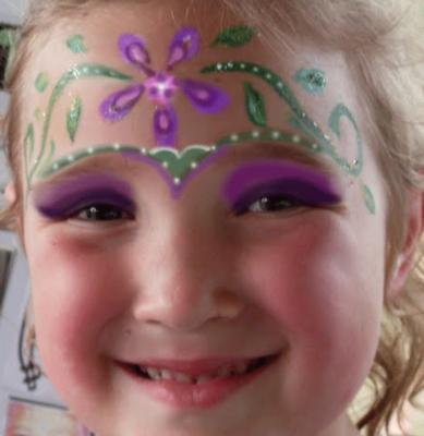 Fancy Face Painting | Saint Petersburg, FL | Face Painting | Photo #7