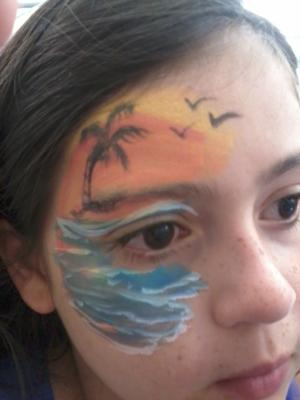 Fancy Face Painting | Saint Petersburg, FL | Face Painting | Photo #4