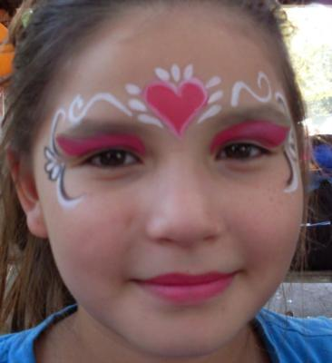 Fancy Face Painting | Saint Petersburg, FL | Face Painting | Photo #14